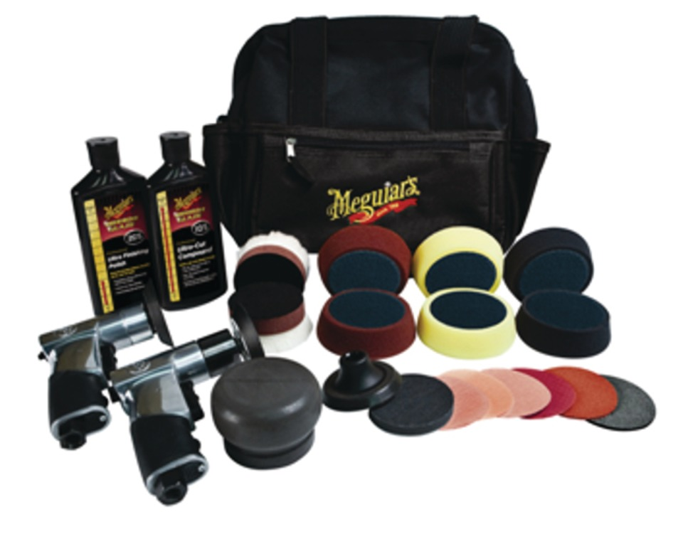 Meguiar's Professional Headlight and Spot Repair System in