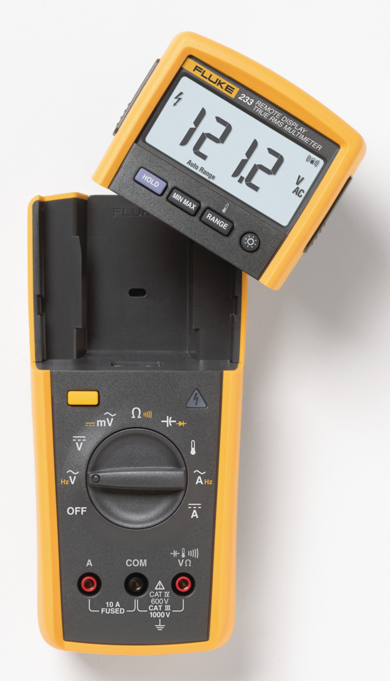 Tool Review: Fluke Manufacturing 233/A digital multimeter