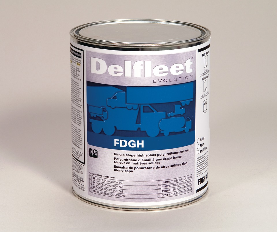 PPG Industries Delfleet Evolution FDGH in Painting Supplies and ...
