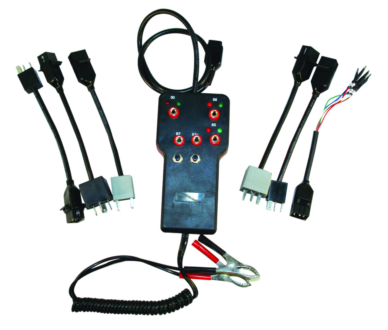 Astounding Monster Mst75 Relay Circuit Tester In Electrical System Tools Wiring Digital Resources Lavecompassionincorg