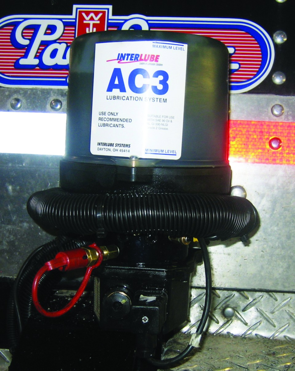 Interlube Systems Inc Automatic Lubrication Systems In
