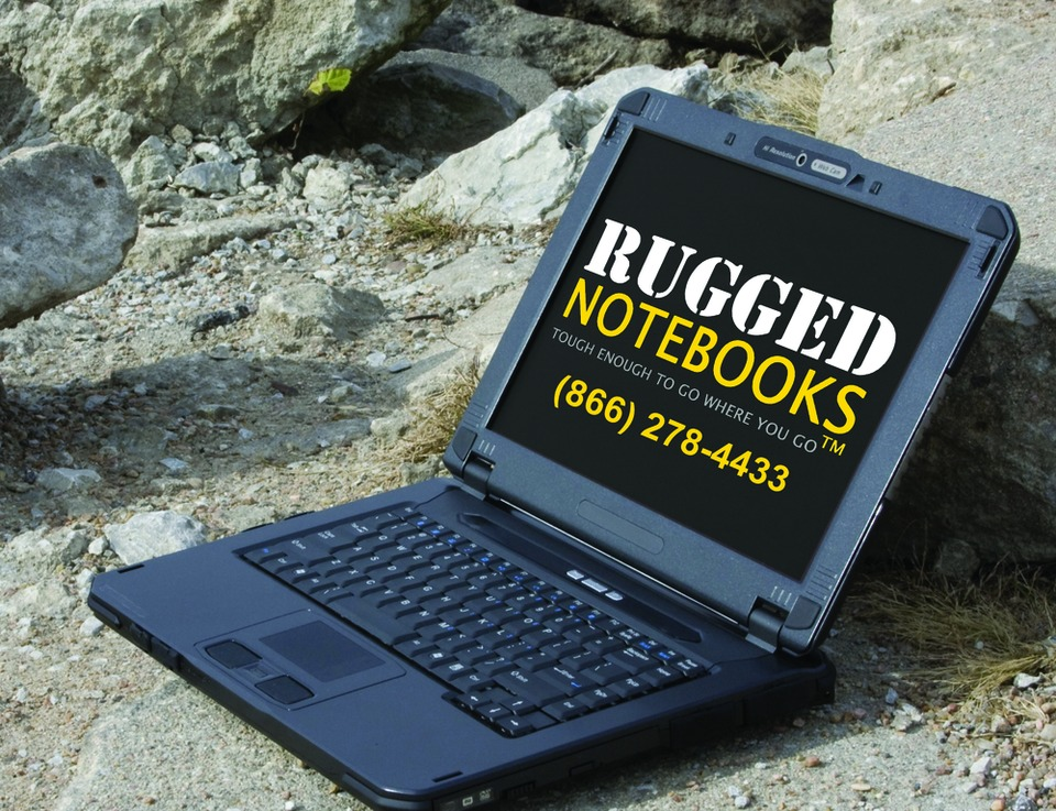 Rugged Notebooks RNB Eagle laptops in Computers and Software