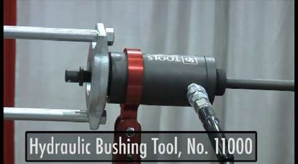 Tire Repair Kit >> Mobile Hydraulic Press Tool from SP Tools