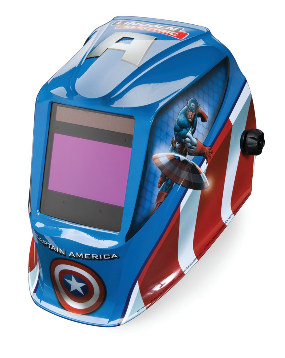 Lincoln Electric Captain America Viking 2450 Series