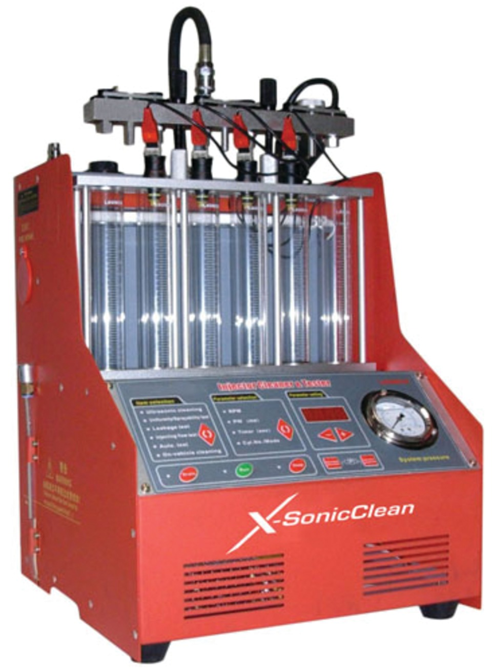 Launch tech usa x sonicclean bt in shop equipment for Parlour equipment
