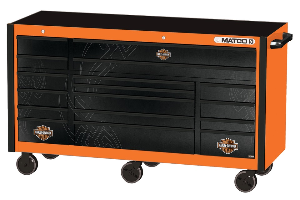 Matco Tools Harley Davidson Toolbox Designs In Toolboxes