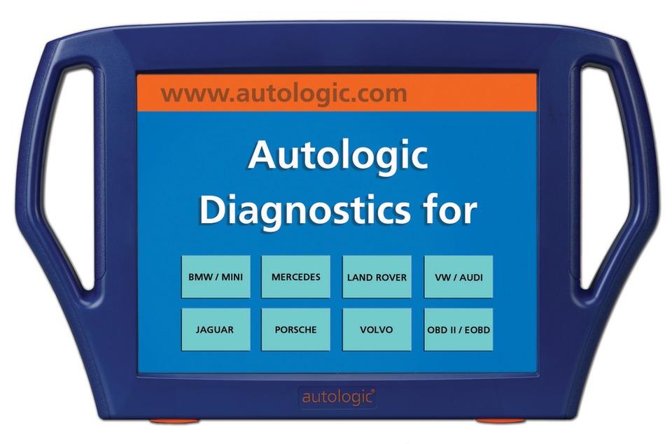 Autologic Diagnostic Scan Tool Product In Focus