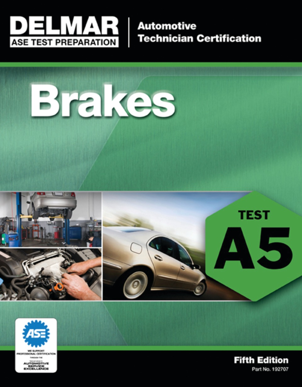 Technicians seeking certification in any one of the ASE exam areas will  benefit from the prep materials offered by Delmar. Booklets cover the A1-A9,  L1, P2, ...