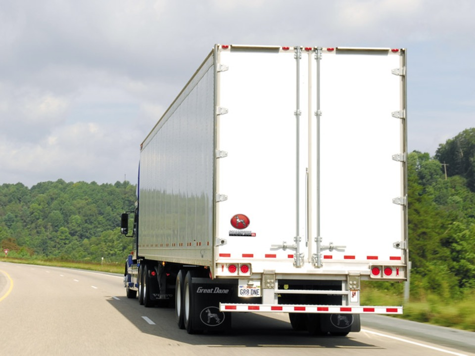 Great Dane redesigns its entire line of trailers