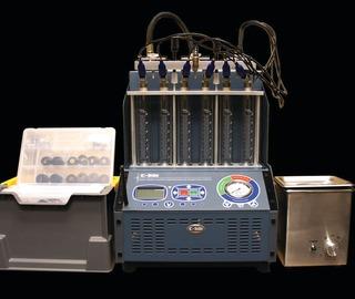 Fuel Injectors Inc C501 Automotive Optimizer fuel injection tester