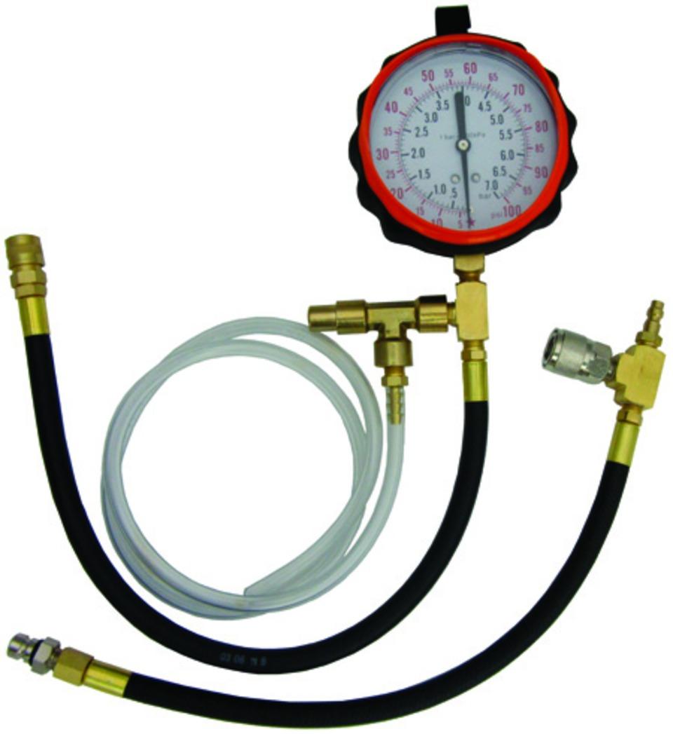 Lang Tools Harley Fuel Pressure Test Kit No Tu 449 In
