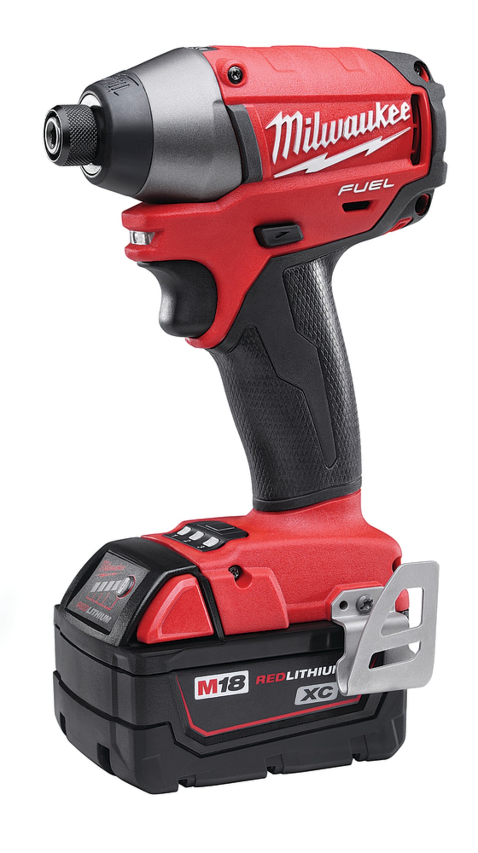 Milwaukee electric tool corp m18 fuel 1 4 hex impact for Milwaukee motor vehicle department