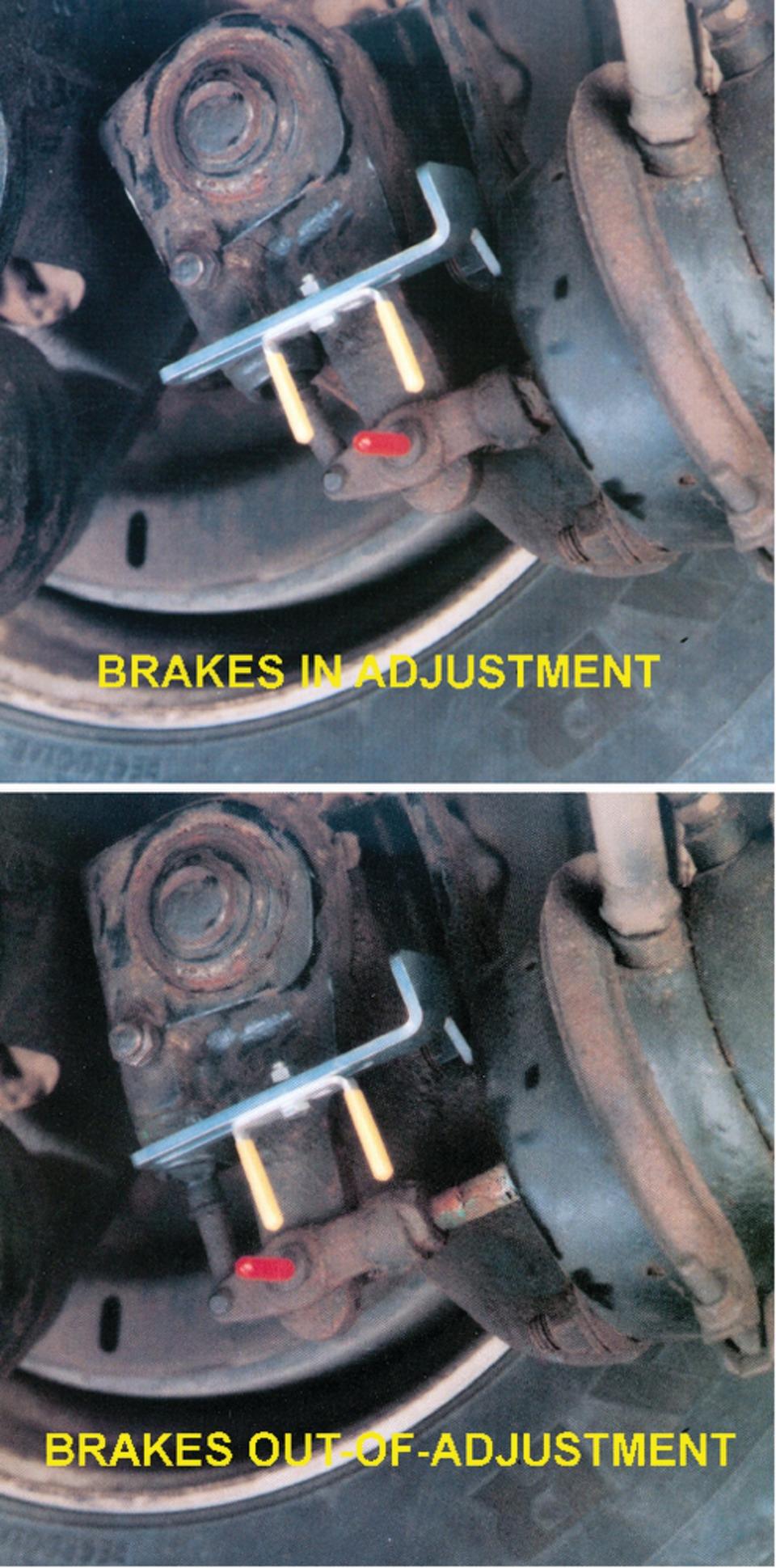 Spectra Products Inc Brake Safe Brake Stroke Indicator