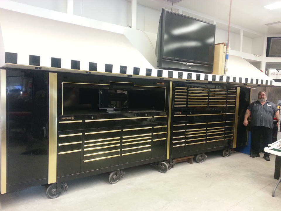 October 2012 Big Time Toolboxes Duwayne Corto Matco 5 Series