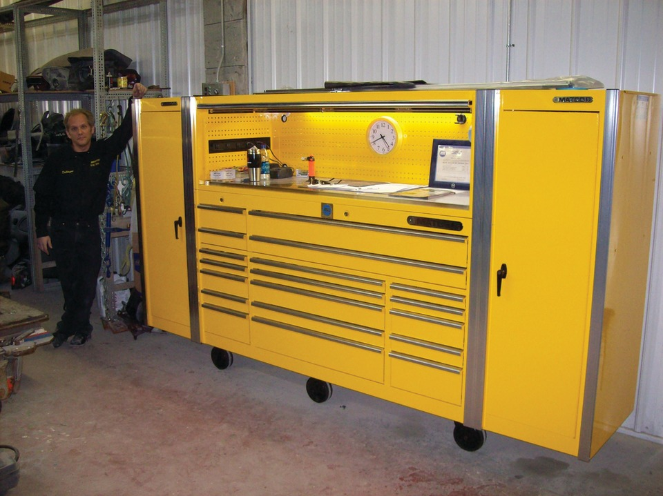 large tool boxes for sale december 2012 big time toolbox matco 5 series duwayne corto 8906