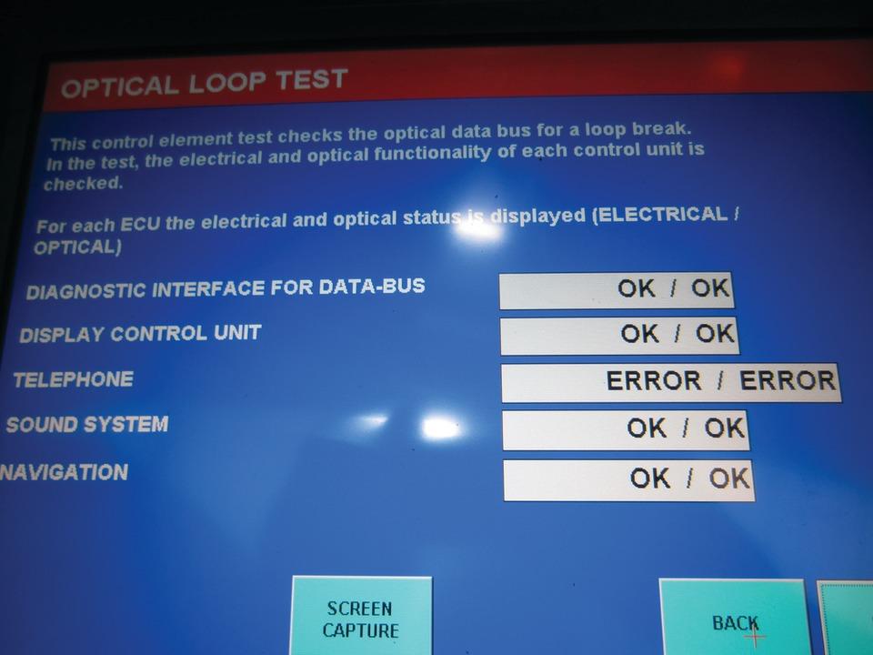 Network Diagnostics Tool and auto equipment Q&A