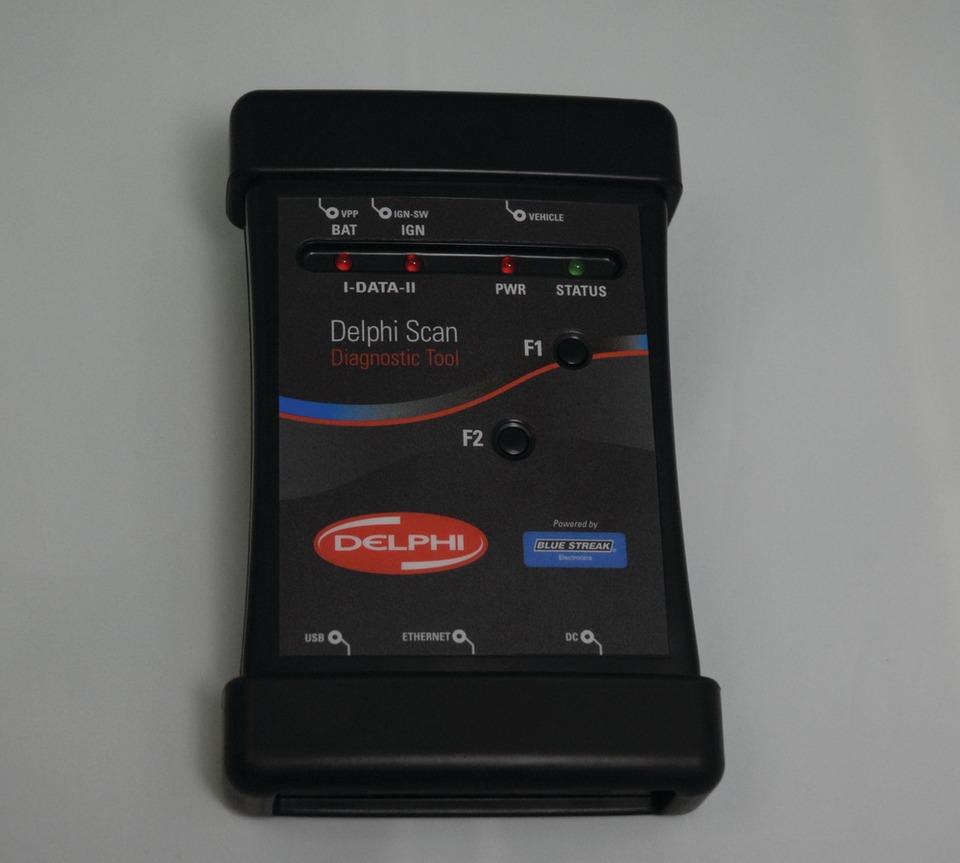 Delphi Automotive LLP Delphi Diagnostics Scan Tool in Diagnostic