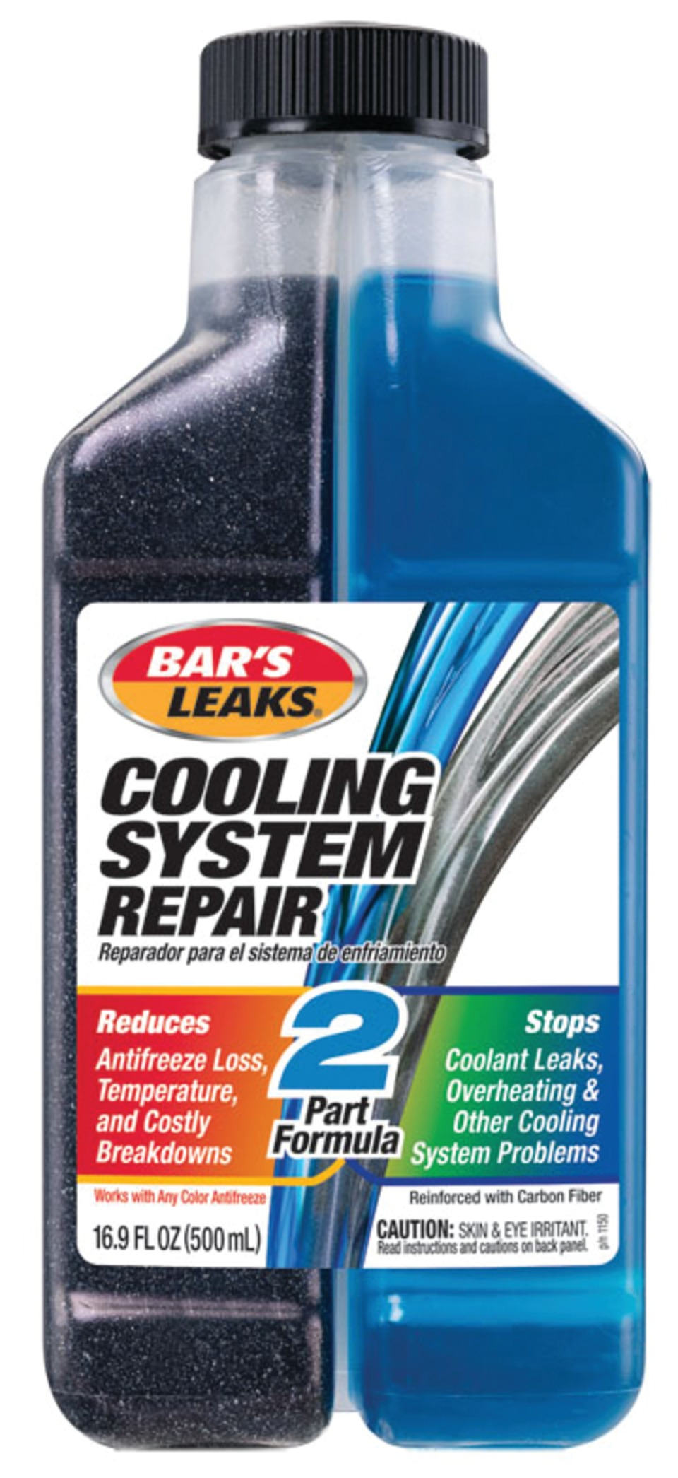 Bar's Leaks Cooling System Repair, No. 1150, not only stops engine coolant  leaks and antifreeze loss, but also protects against overheating and future  ...