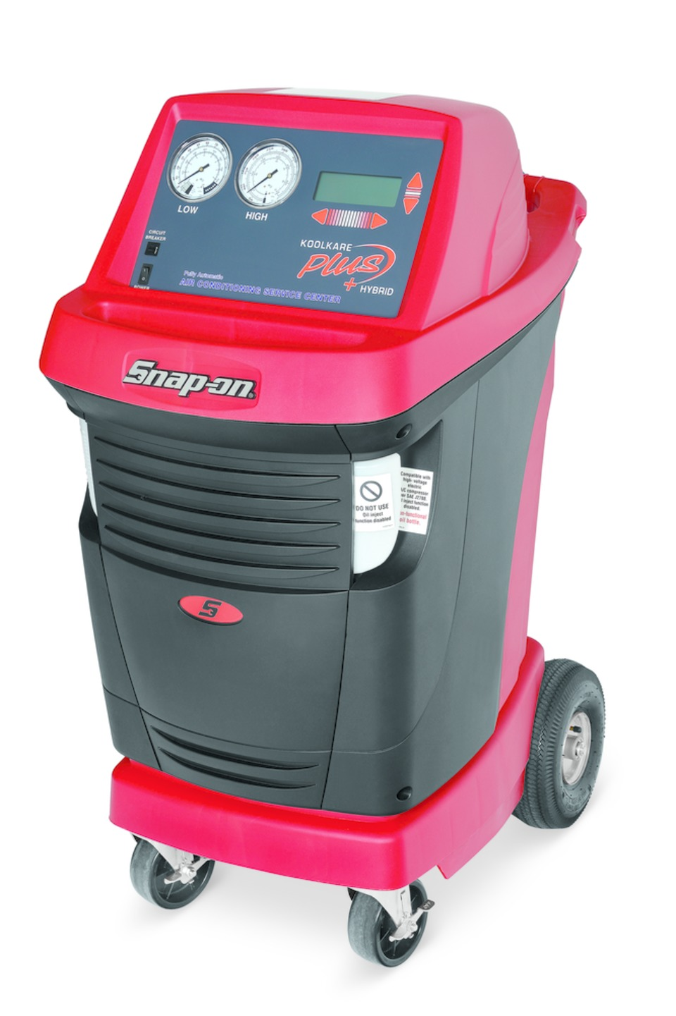 snap on inc koolkare plus hybrid capable a c recycler no rh vehicleservicepros com