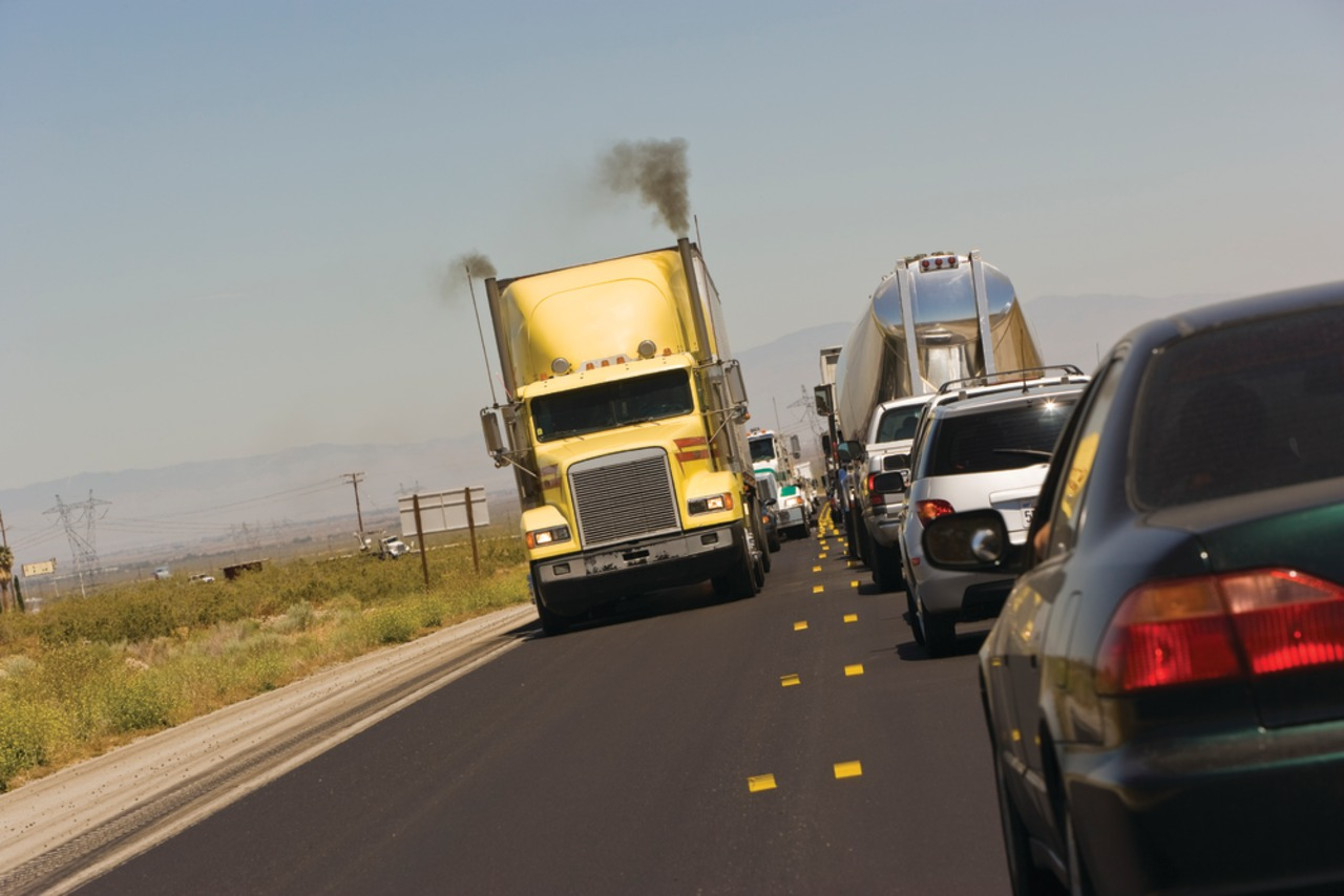 Excessive soot levels in oil can cause engine issues