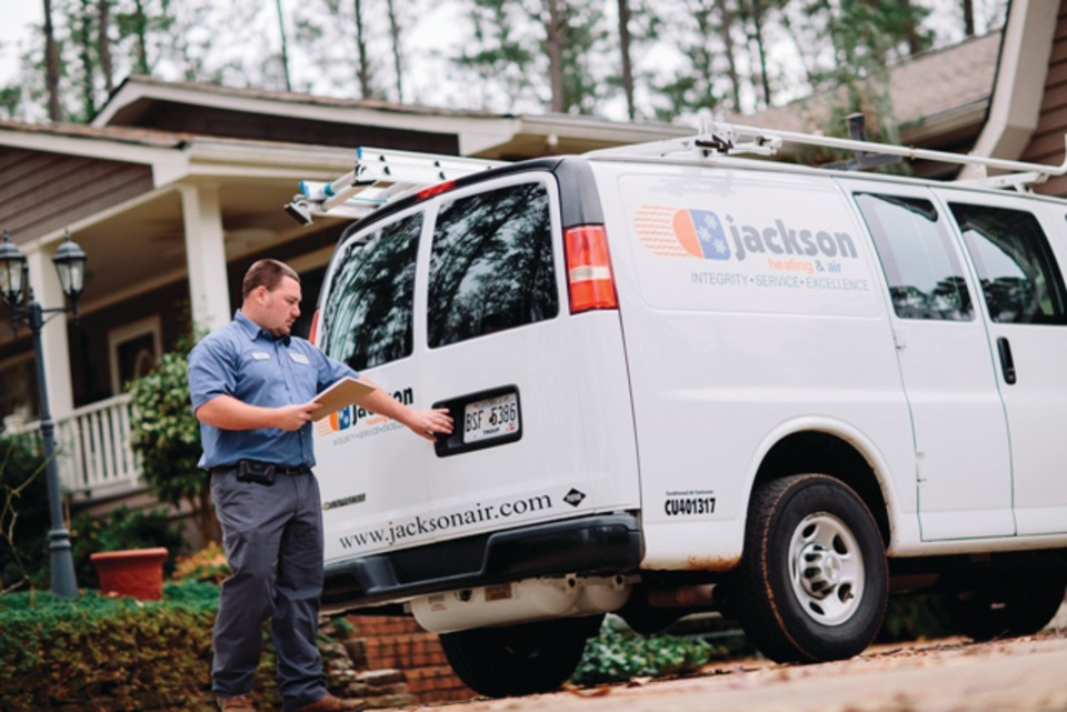 Jackson Heating Air Recently Switched 20 Vehicles To Propane Autogas Through Alliance