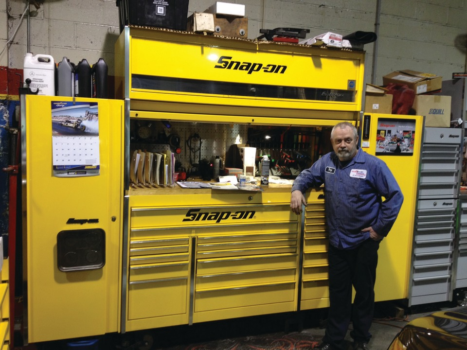 big time toolboxes j c auto repair doug markland easterchester ny professional tool. Black Bedroom Furniture Sets. Home Design Ideas