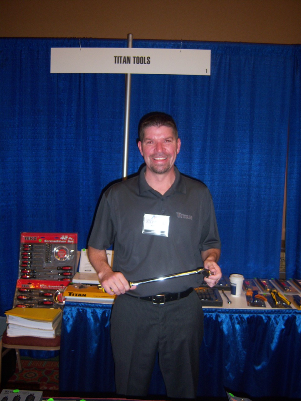 Distributors Find New Tools And Technology At Ace Tool