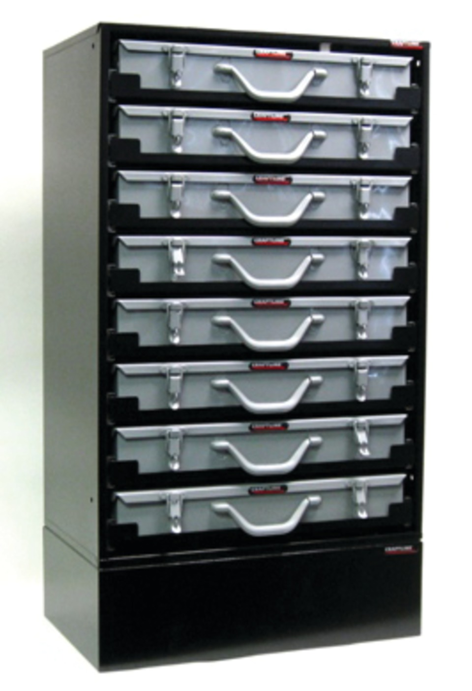 Craftline Storage Systems 8 Drawer Service Tray Rack