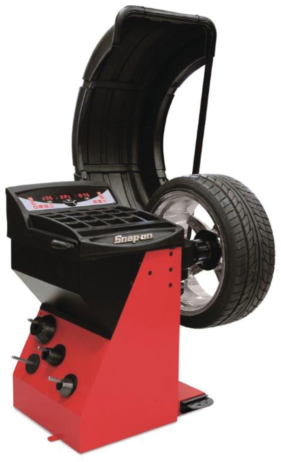 Snap On Inc Motorized Wheel Balancer No Eewb304d In
