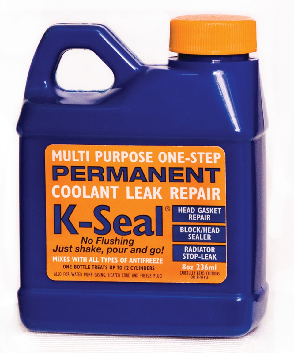 The Solv-Tec K-Seal coolant leak repair makes permanent repairs to cooling  systems on all types of vehicles. The super-concentrated formula not only  ...