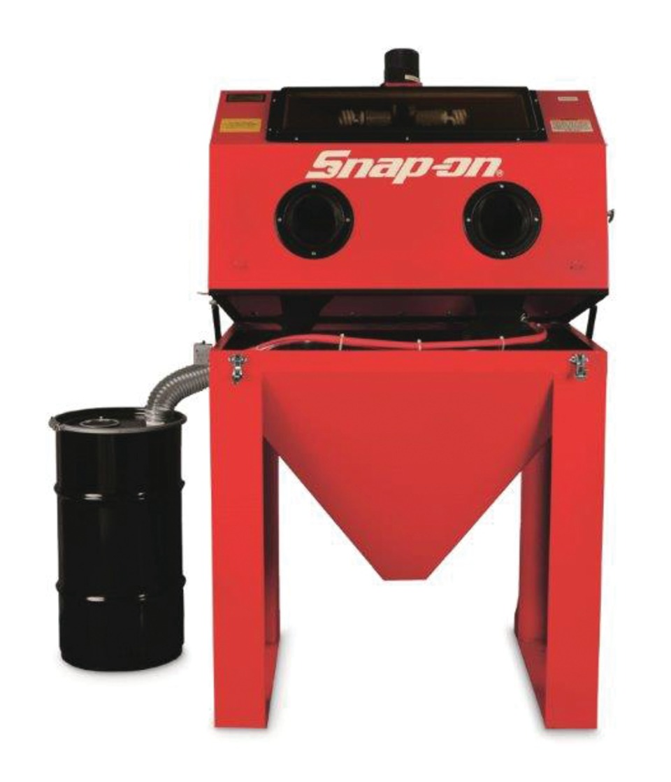 Abrasive Blast Cabinet Snap On Inc Abrasive Blast Cabinet No Ya3825 In Workbenches And