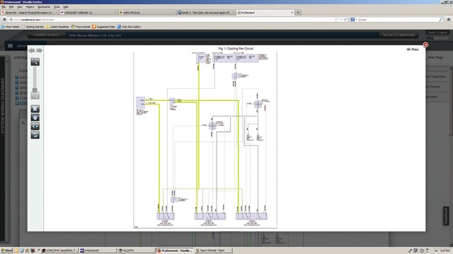Service and repair information QA – Mitchell Wiring Diagrams