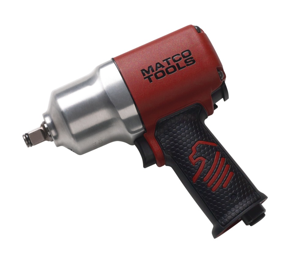 """Lou Fort Matco Tools 1/2"""" Impact Wrench, No. MT2769, Tool review"""