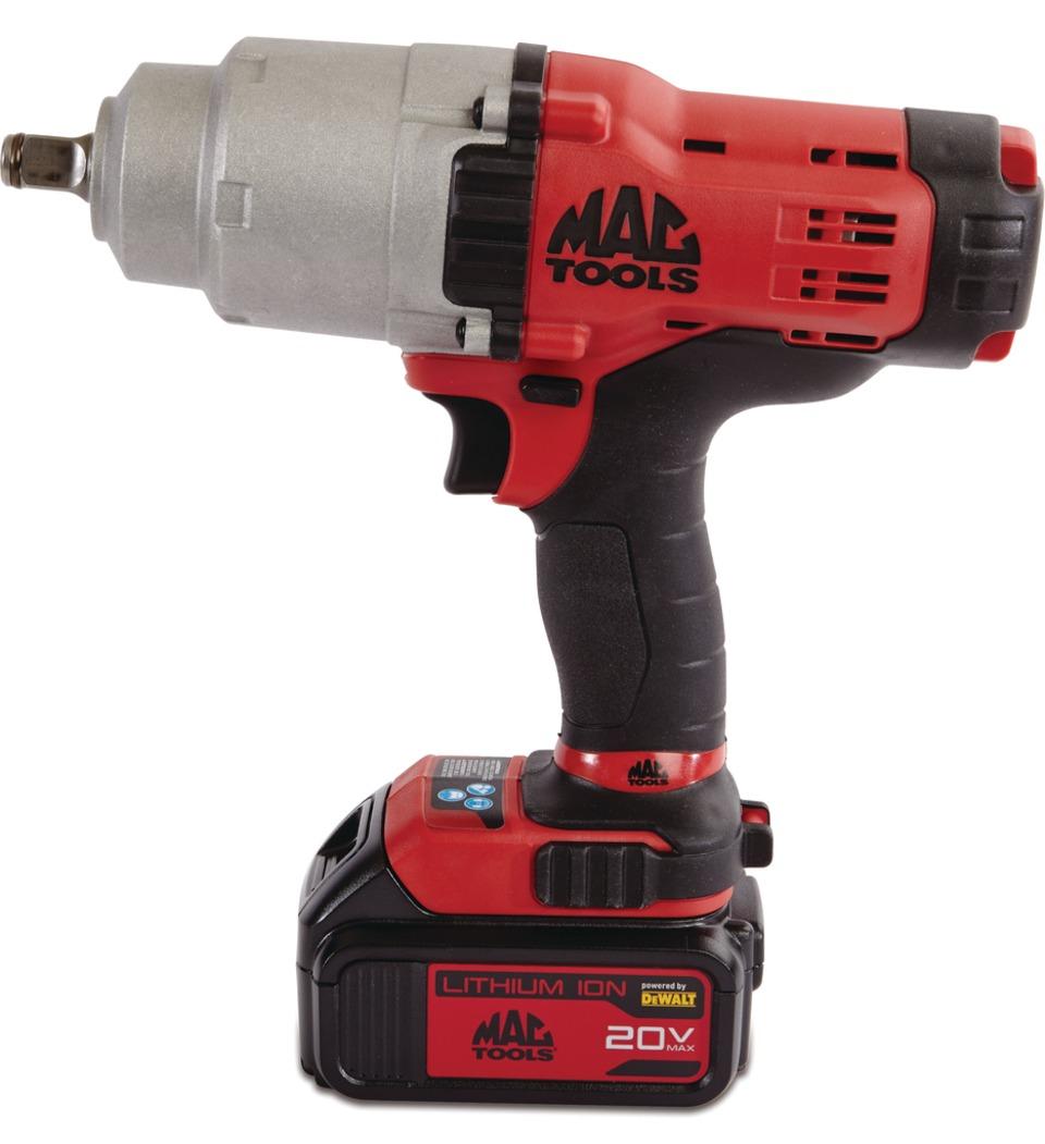 1 2 Cordless Impact >> Mac Tools 1 2 Cordless Impact No Bwp050 In Power Tools