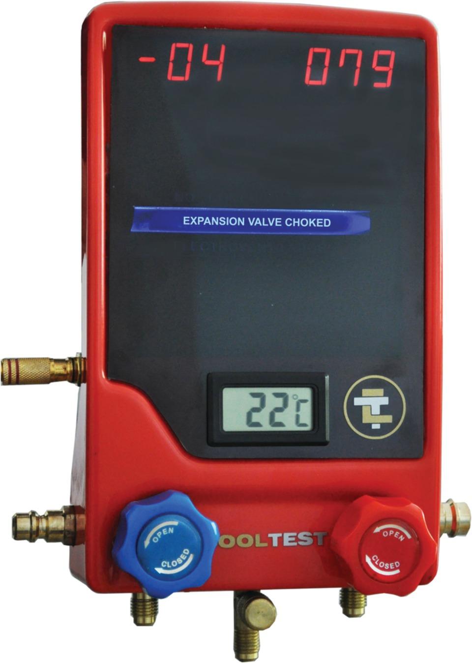 Supercool Cooltest Ac Diagnostic Tool In Diagnostic Test Equipment