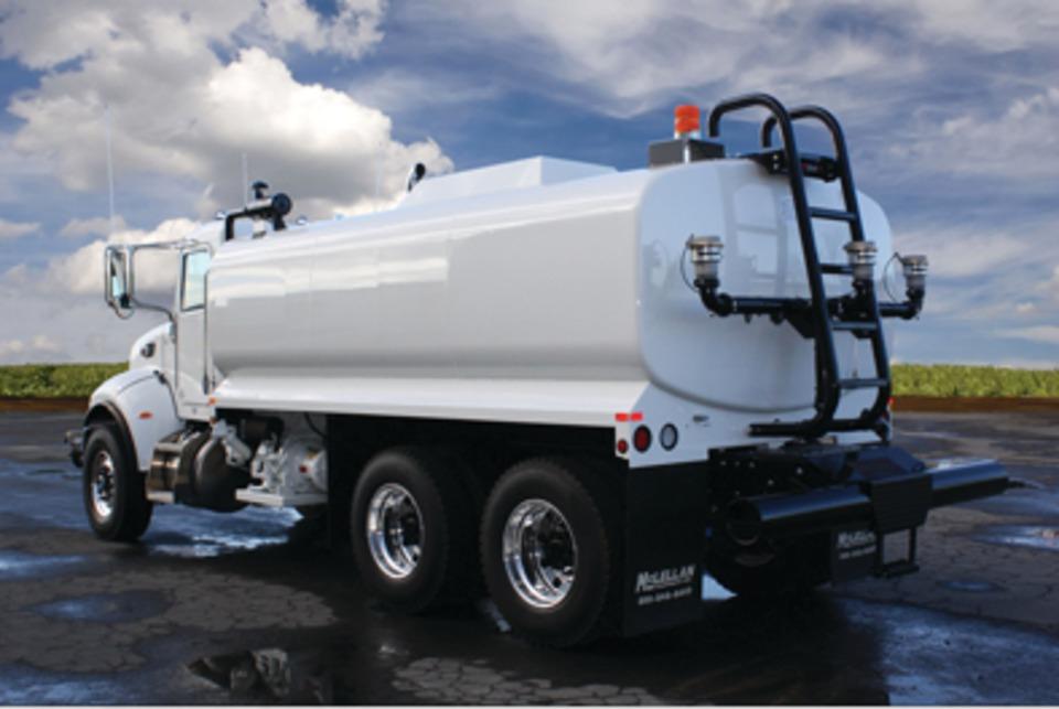 mclellan industries inc custom built water truck bodies in custom