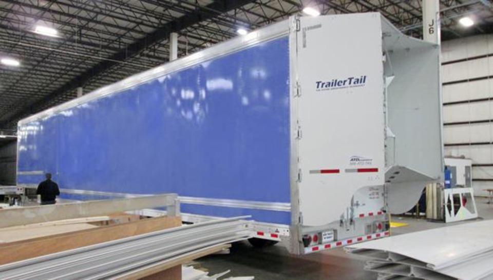 Kentucky Trailer offering TrailerTail technology on its new drop ...