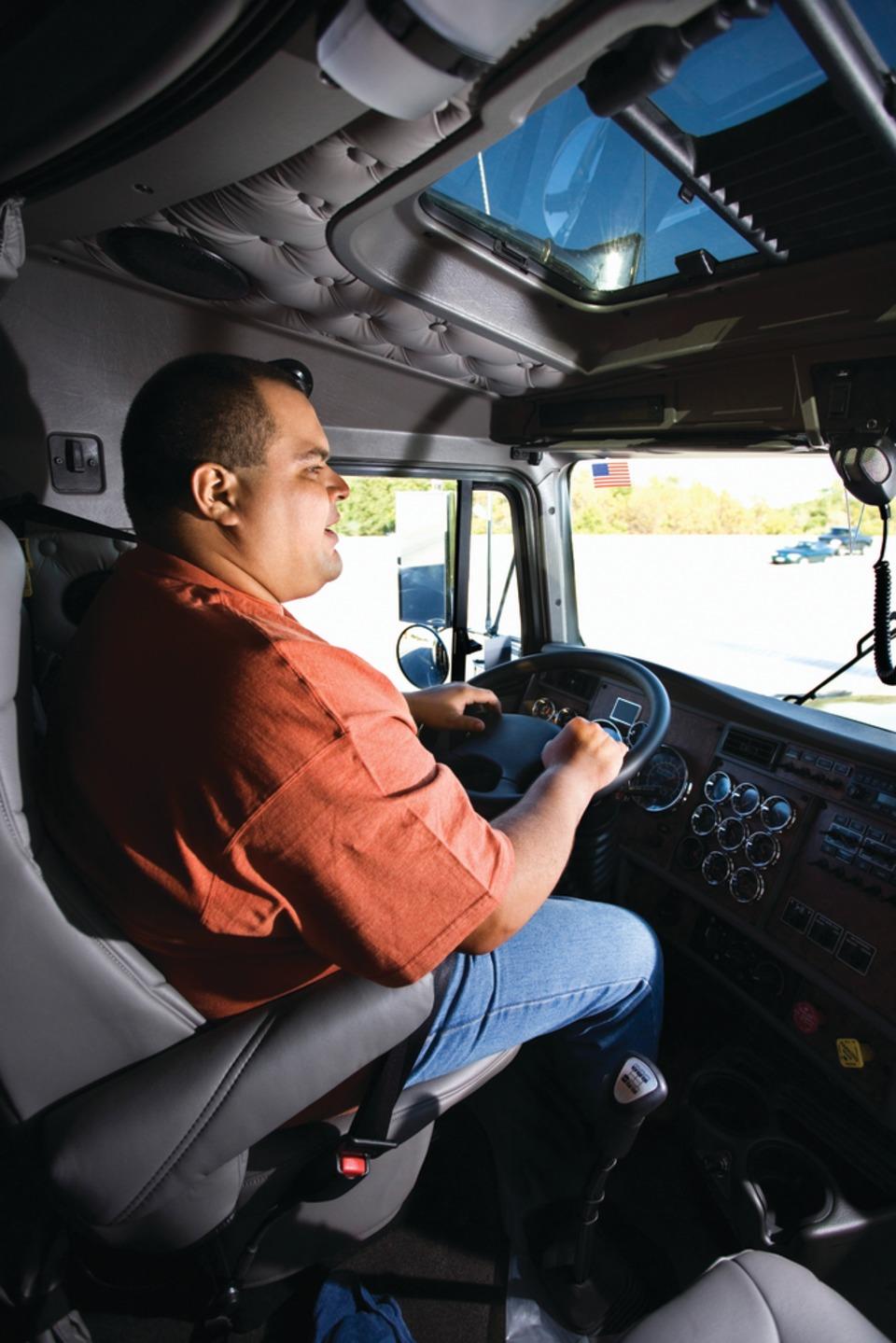 A primer on the concept of downspeeding heavy duty trucks