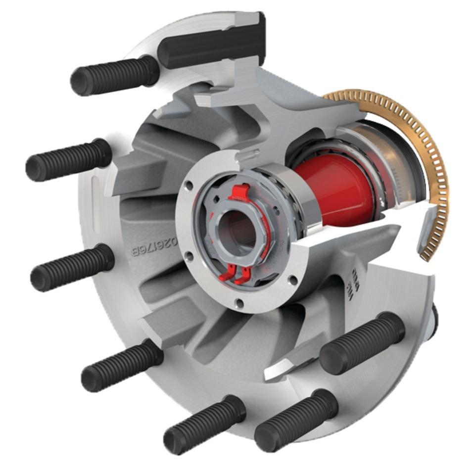 Conmet Consolidated Metco Preset Plus Hub In Tire Amp Wheel