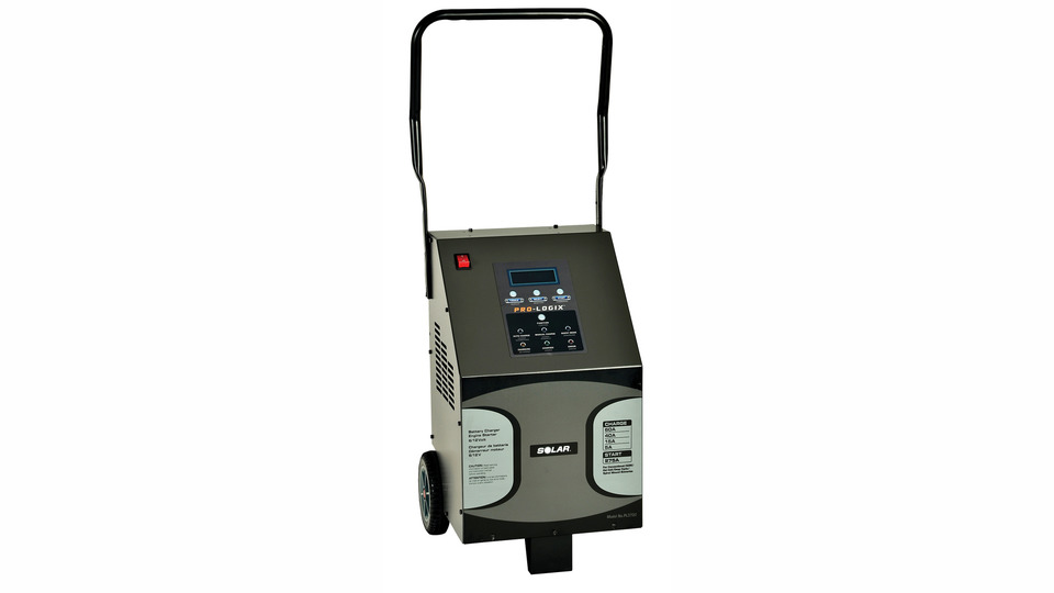 Pro-logix pro logix operator's manual battery charger model pl2510.