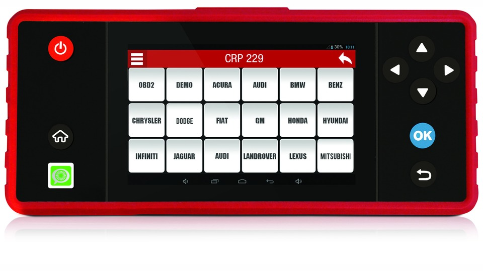 Launch Tech USA CRP-229 scan tool in Scan Tools