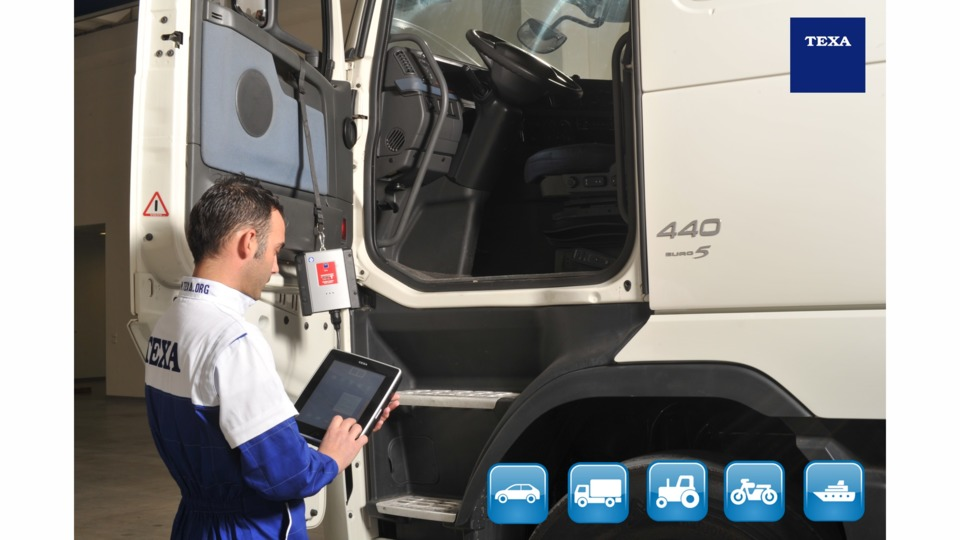 Texa Usa Navigator Txt With Idc4 Software In Diagnostic