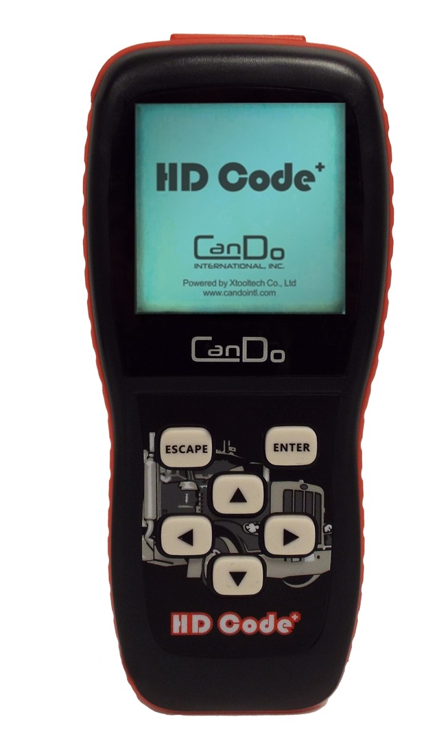 CanDo International Inc  HD Code Plus CAT, No  HDCODEPCAT in