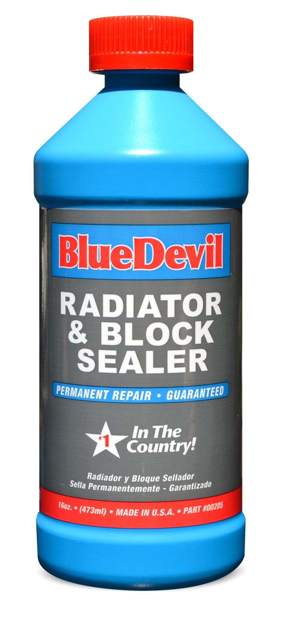 BlueDevil Products Radiator & Block Sealer in Sealants