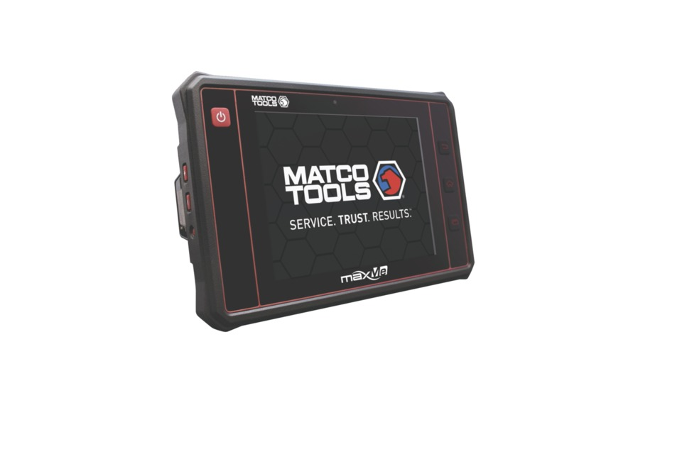 Tool Review: Matco Tools maxME - Barry Hoyland - April 2016 PTEN