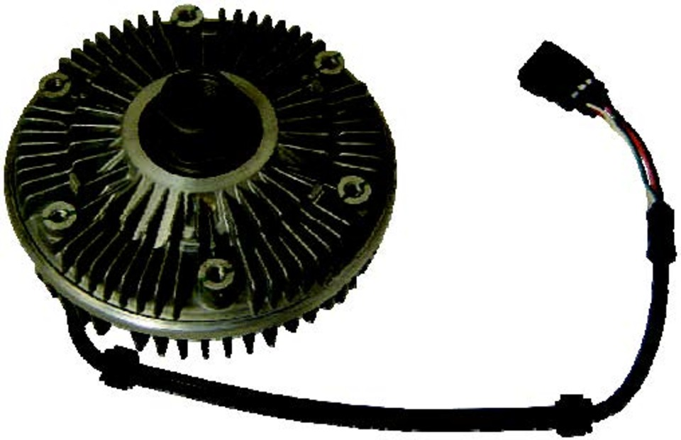 Tech Tip: Electric viscous fan clutches in 2003-09 5 9L Dodge Ram