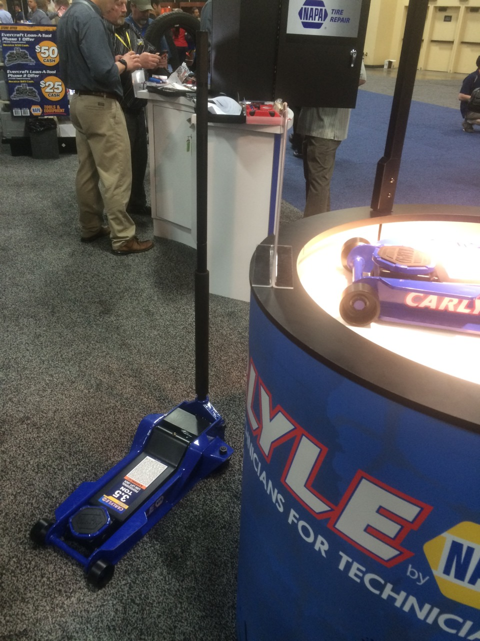 2015 NAPA AUTO PARTS Expo Media Gallery