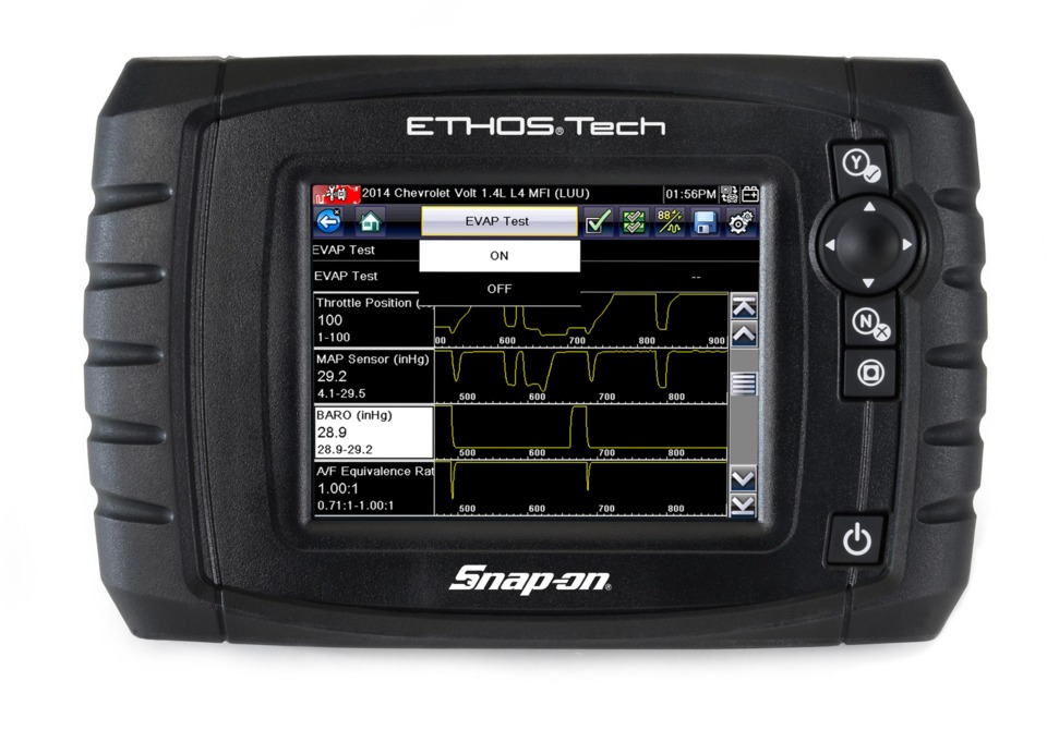 Tool Review Snap On Ethos Tech