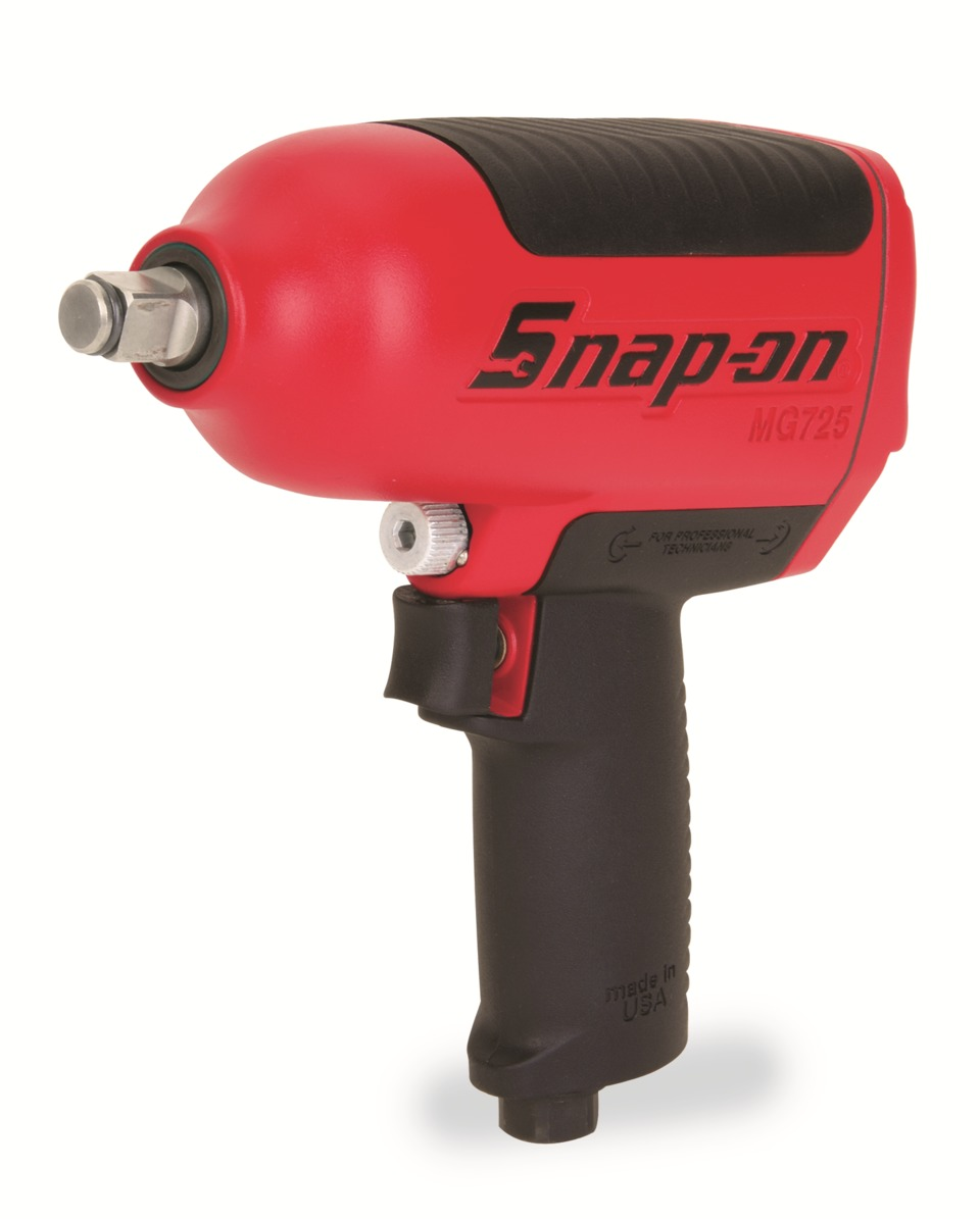 Snap On Inc 1 2 Quot Drive Air Impact Wrench No Mg725 In