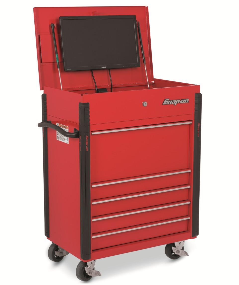 Snap-on Diagnostics PRO-LINK Ultra Elite with Cart, No  KRSC325EAPBO